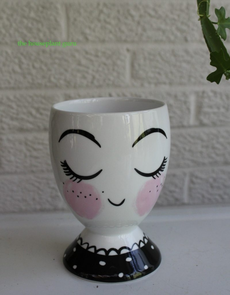 Face vase from Target